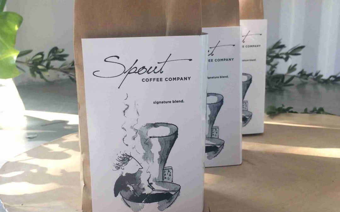 Straight from Spout Coffee Co