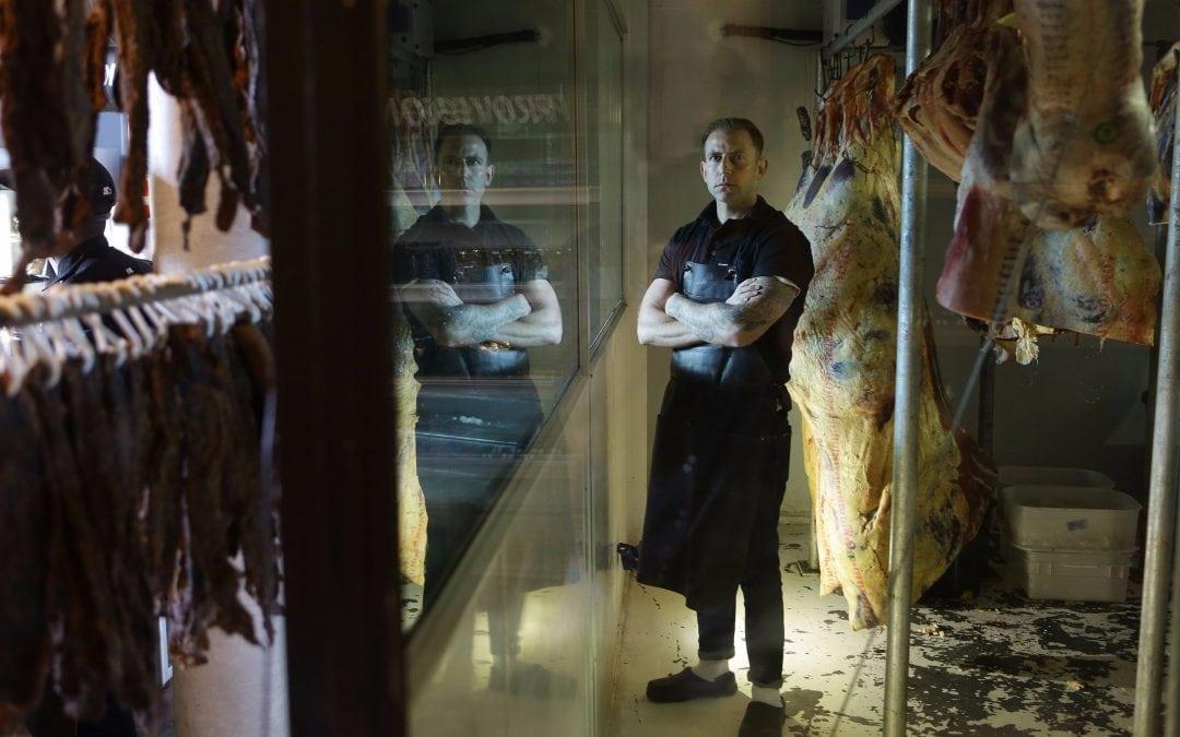 Frankie Fenner Meat Merchants in Woodstock