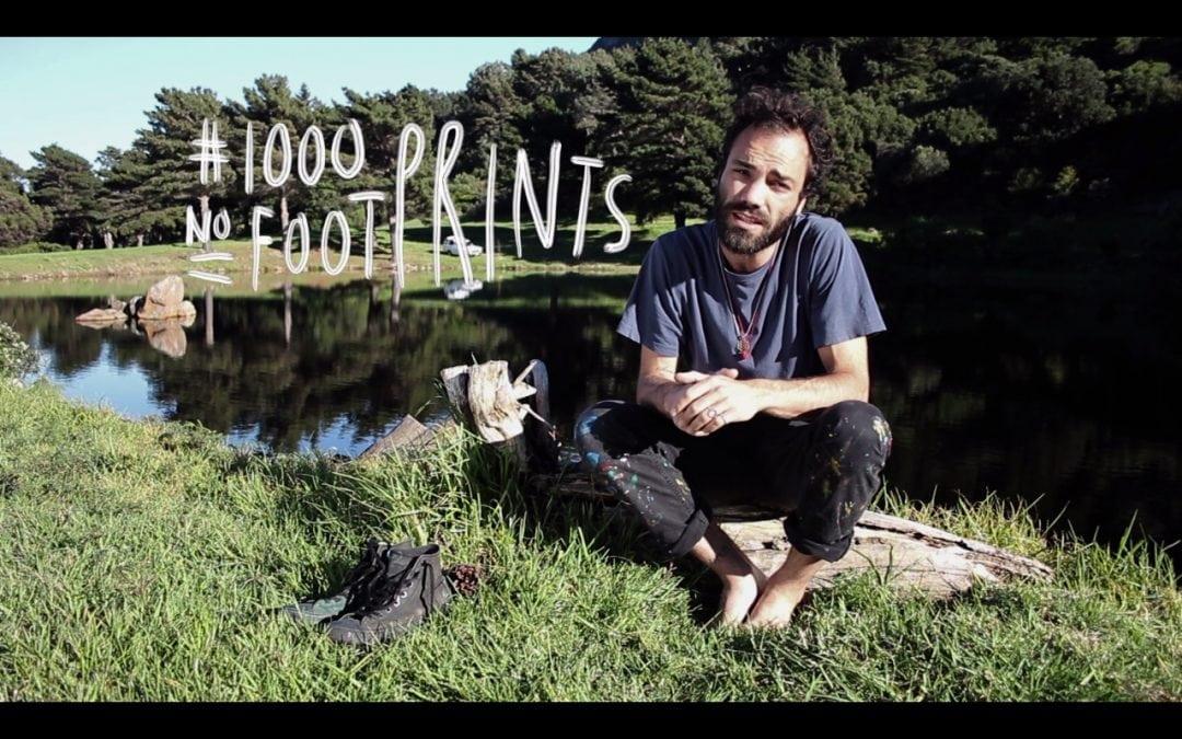 #1000PrintsNoFootPrints: Art which sustains