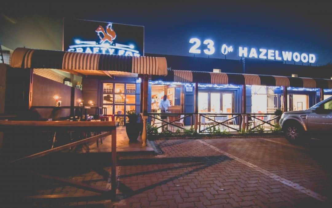 23 on Hazelwood restaurant