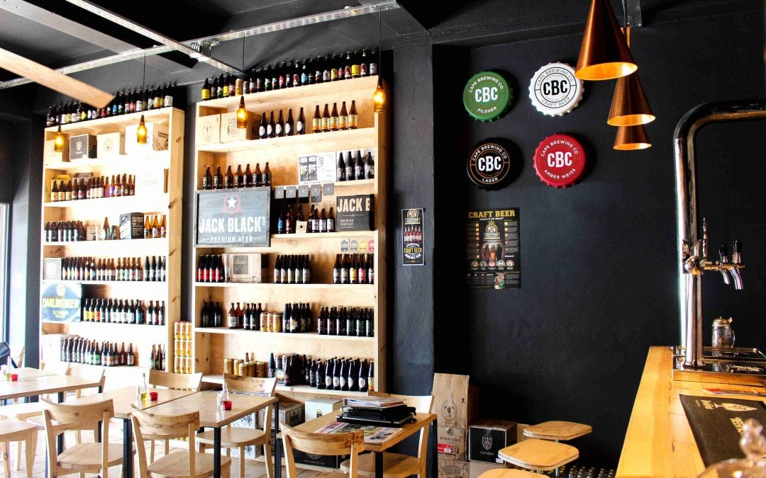 The Craft Beer Library in Linden