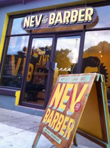 Nev The Barber