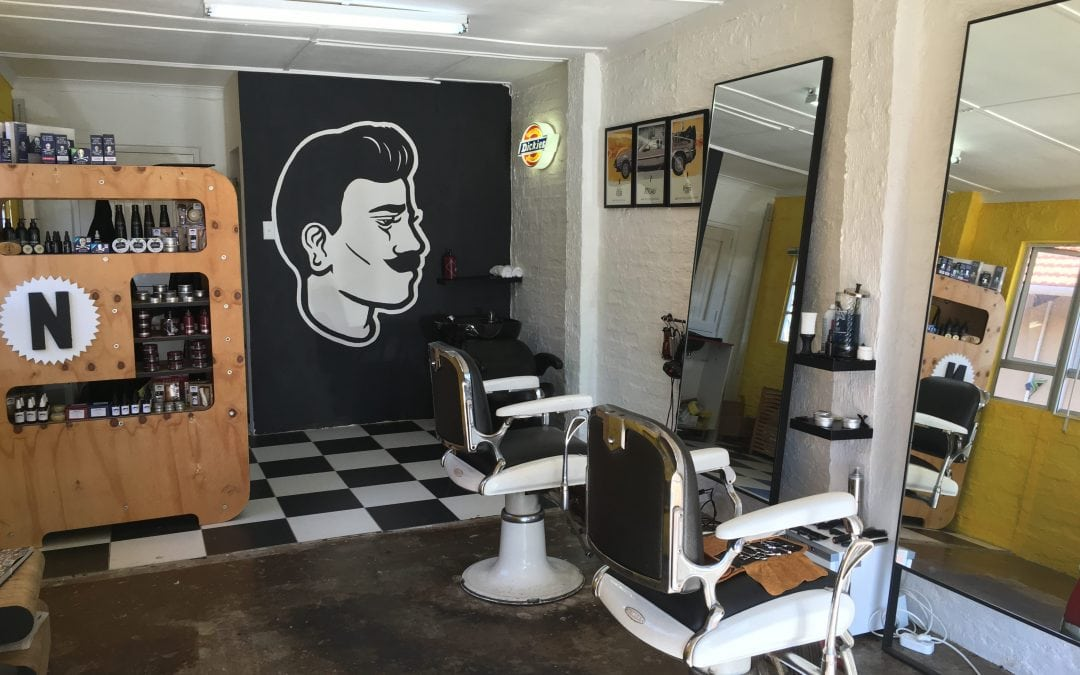 Catch up with Nev the Barber from Glenwood
