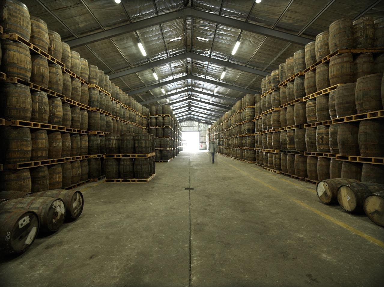 James Sedgwick Distillery 10-min