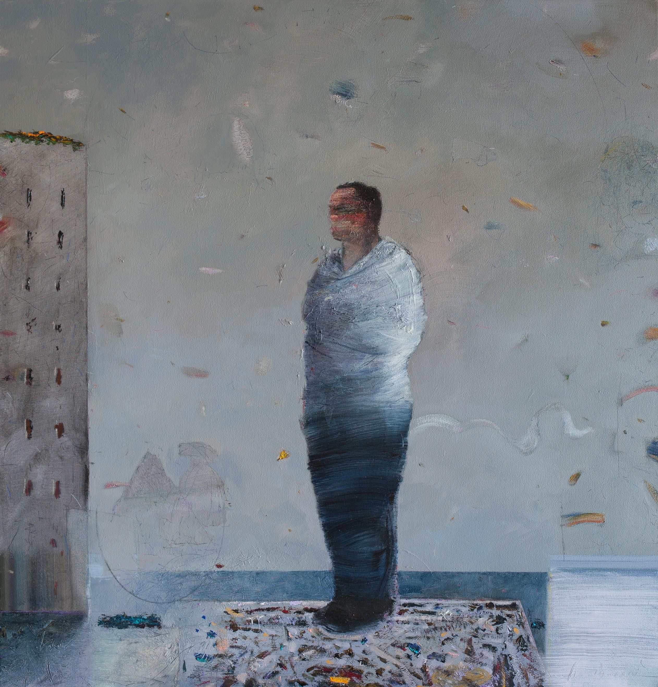 Richard Smith, Wrapped Man-min