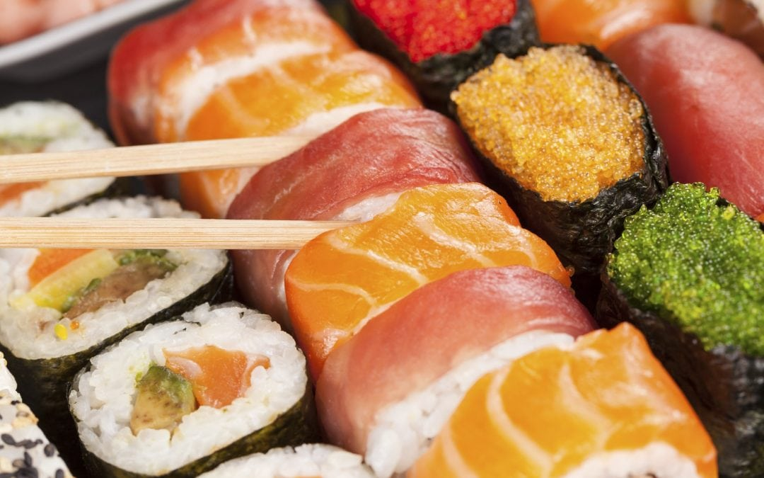 Best Sushi Spots in Durban