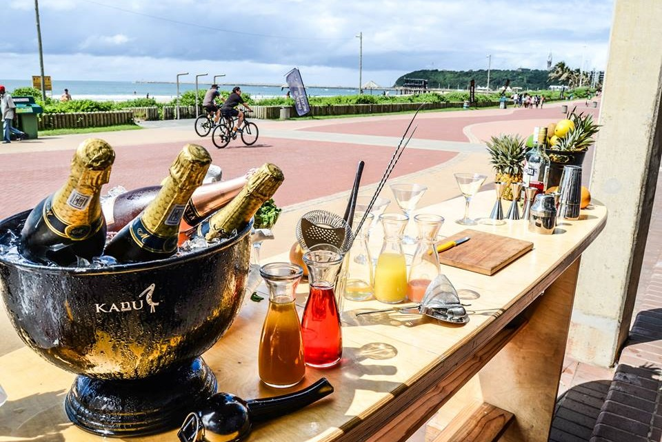 food with a view in durban