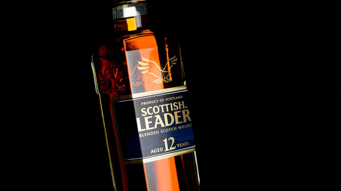 Scottish Leader 12YO mood shot 1-min