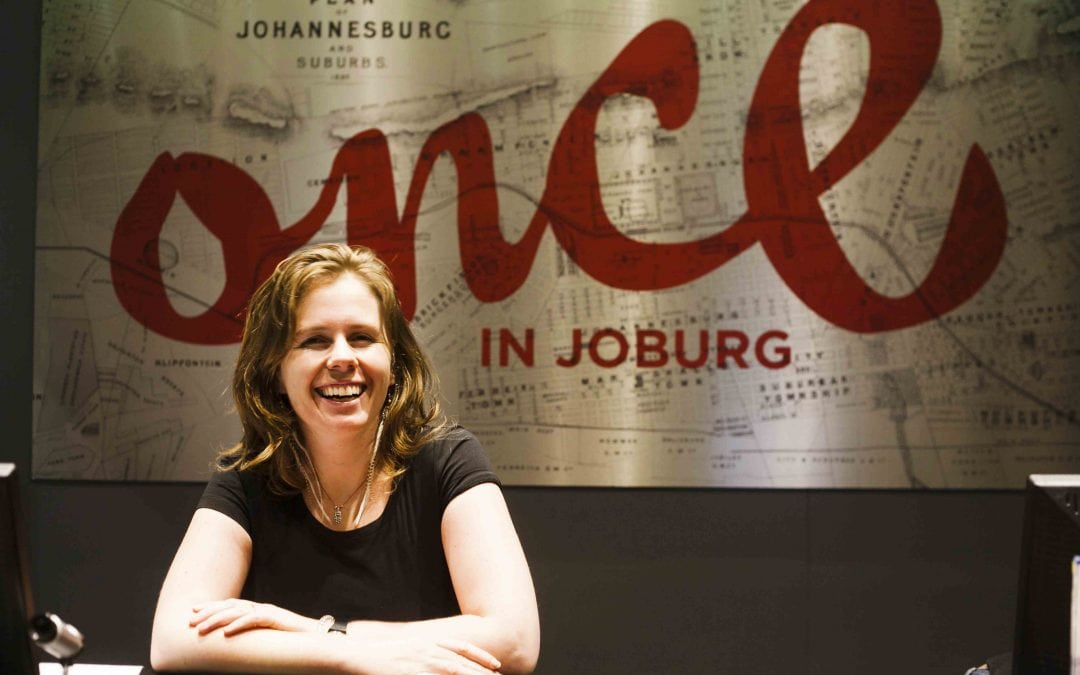 Once in Joburg