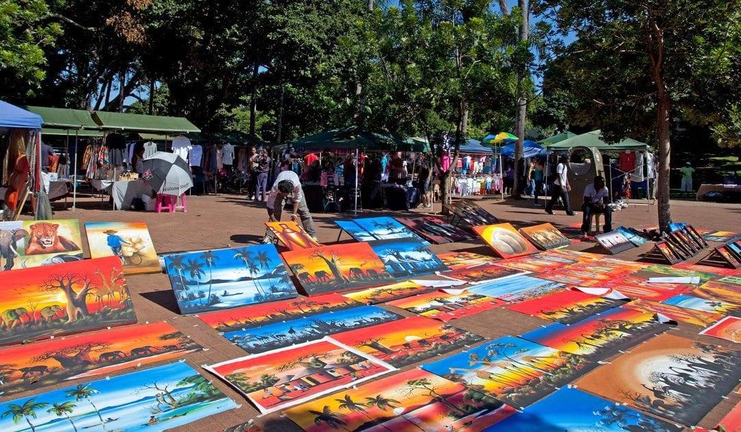 Essenwood Market in KZN