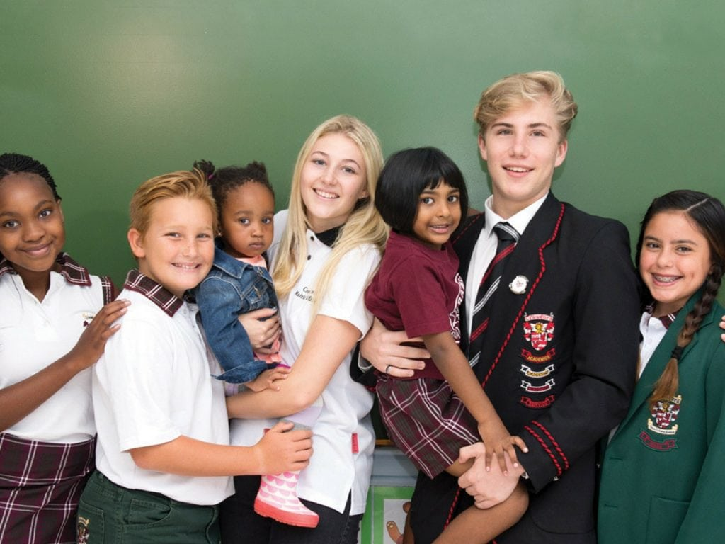 Schools in PTA 001