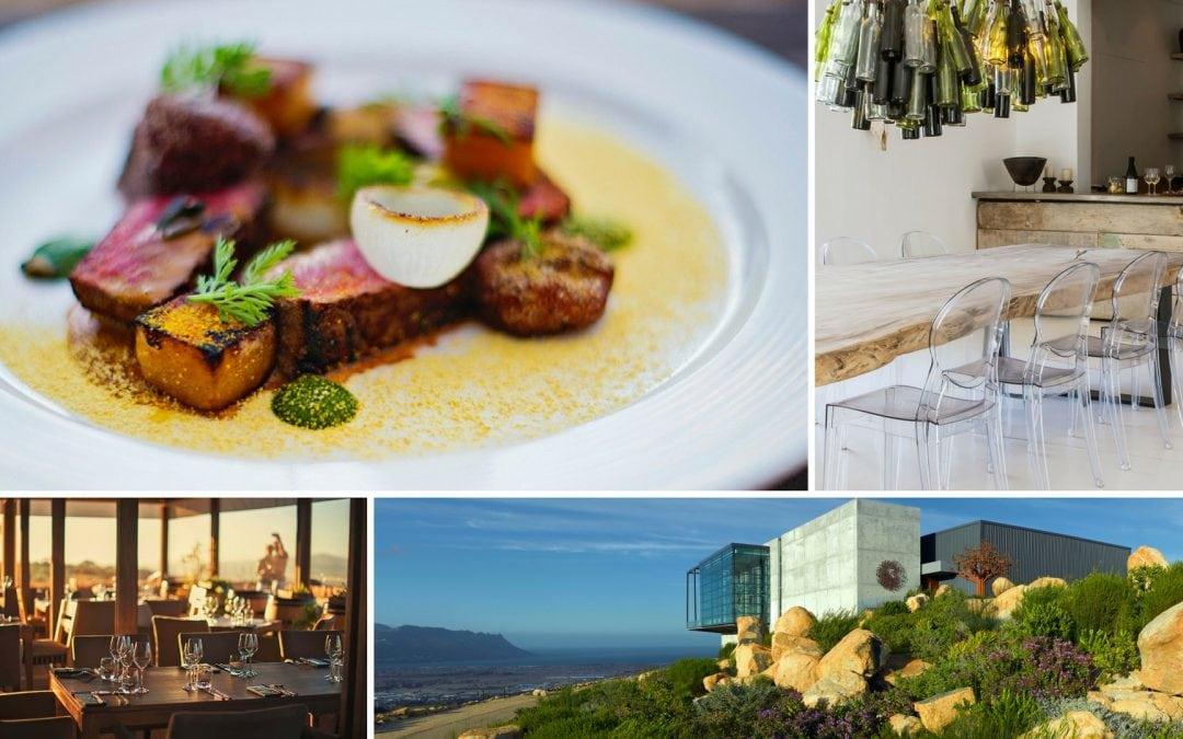 Winelands: Our Favourite 5 Restaurants