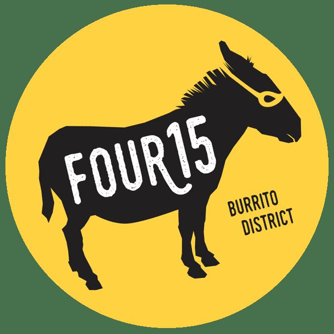 Four15 Burrito District in Durban North
