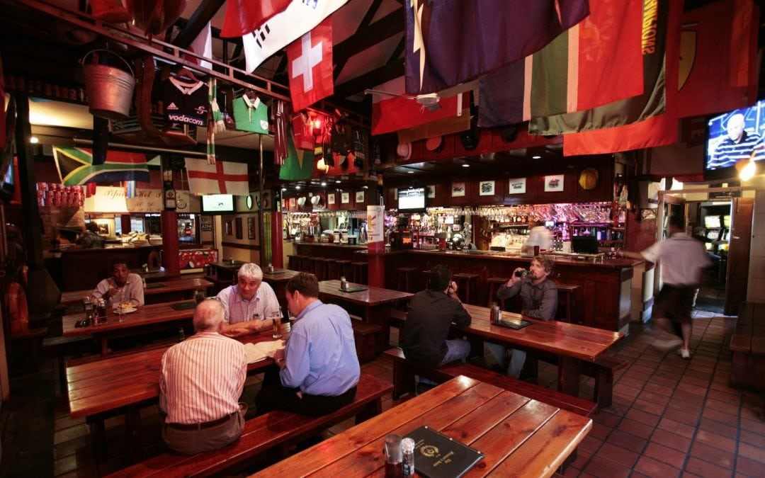 Our 5 favourite bars in Newlands