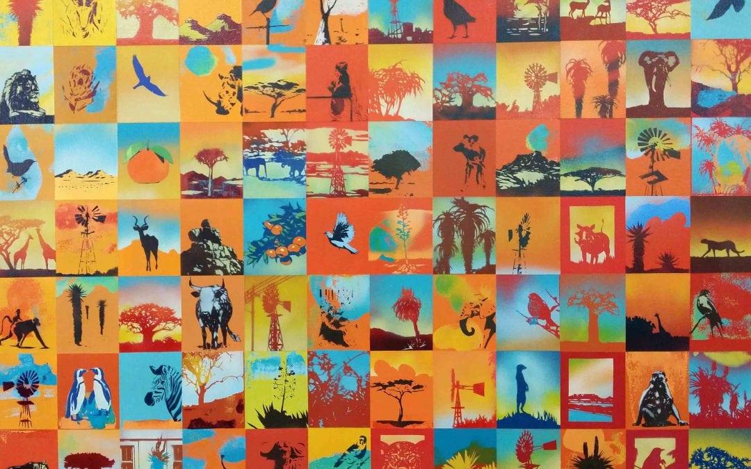 ClemenGold hosts charity art auction