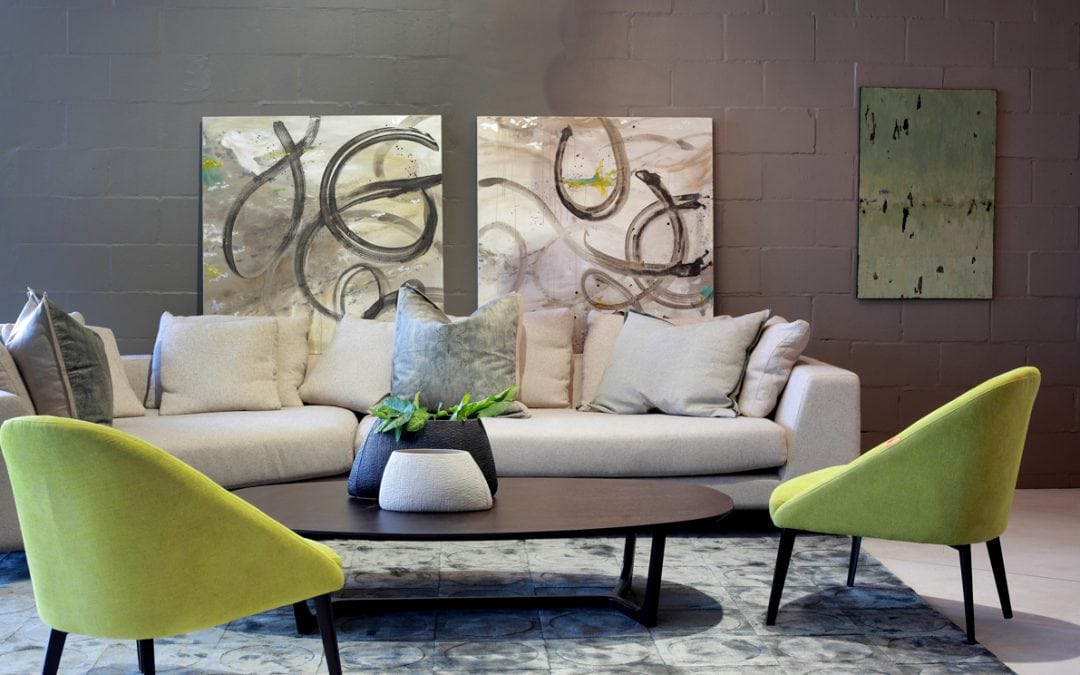 Creating cosy indoor conversational areas in 4 easy steps