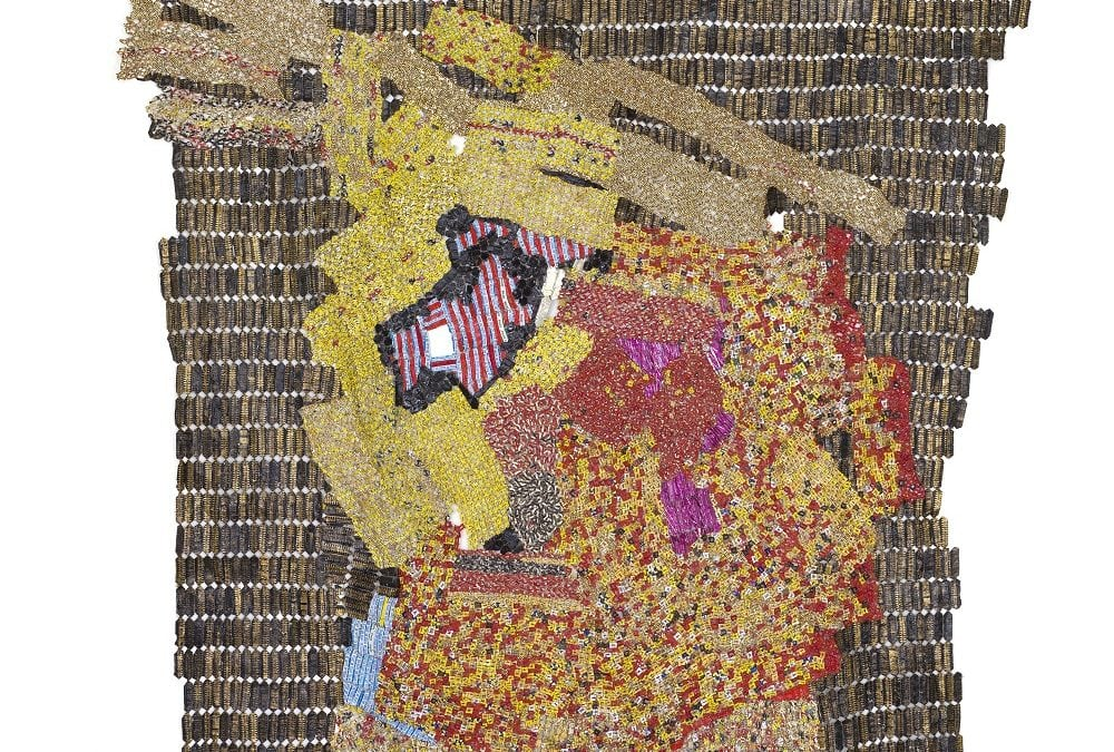 El Anatsui: Meyina opens at Iziko South African National Gallery