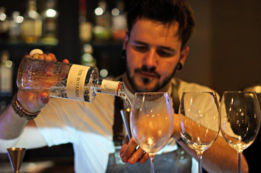 Julian Short: The Cocktail King