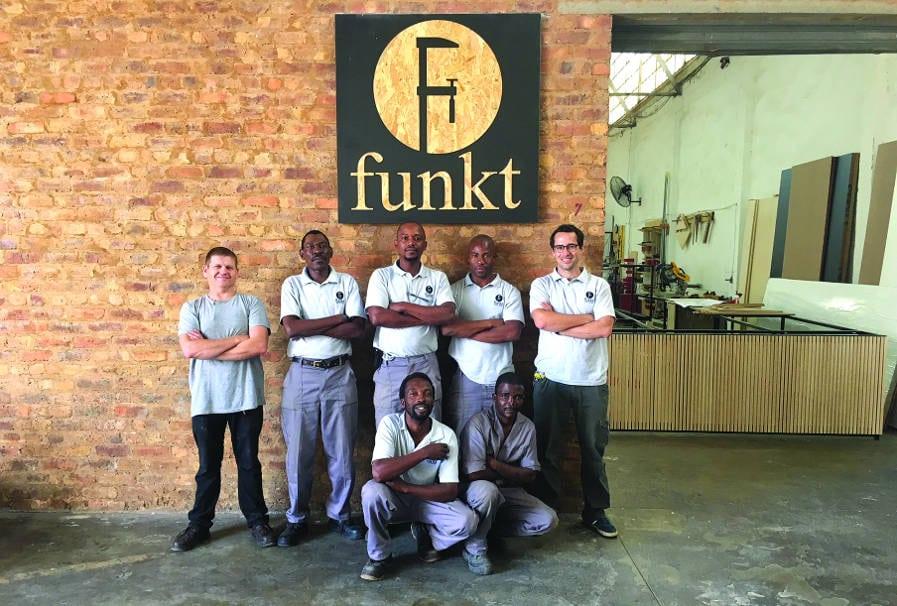 My Business Neighbourhood: Funkt Woodwork