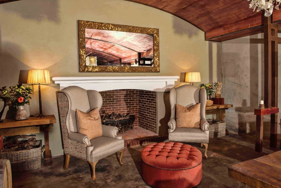The Kalkveld Lounge at Zandvliet: A Blend of Luxury