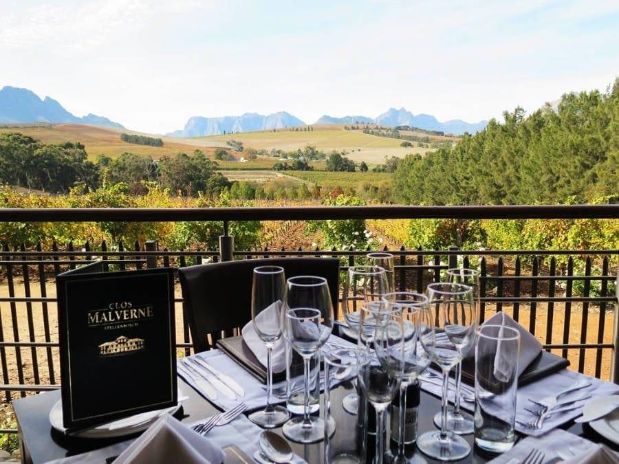 Weekend in the Winelands