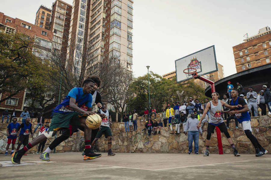 New Reigning Basketball Champs head to USA to represent SA