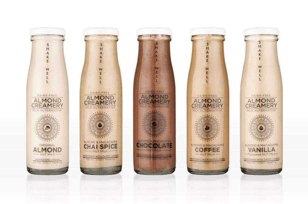 Almond Creamery
