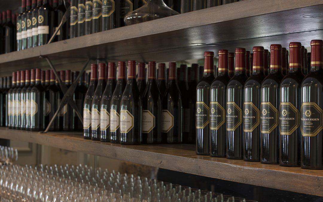 Fine wines from 'far away'