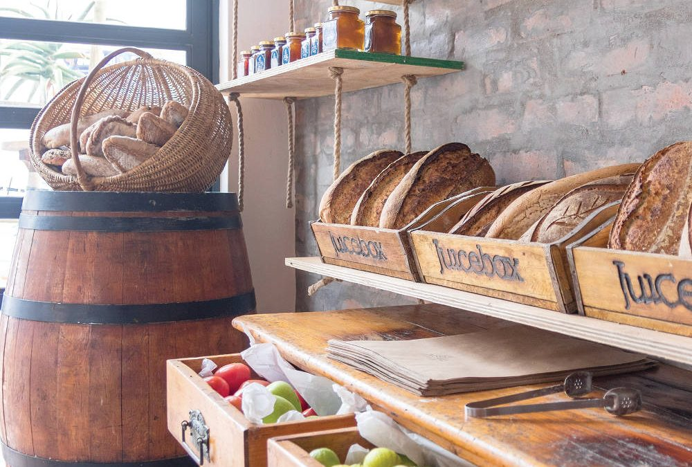Loaves by Madame Baker
