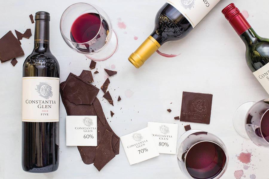 Sweet Sips: Wine and Chocolate Pairings