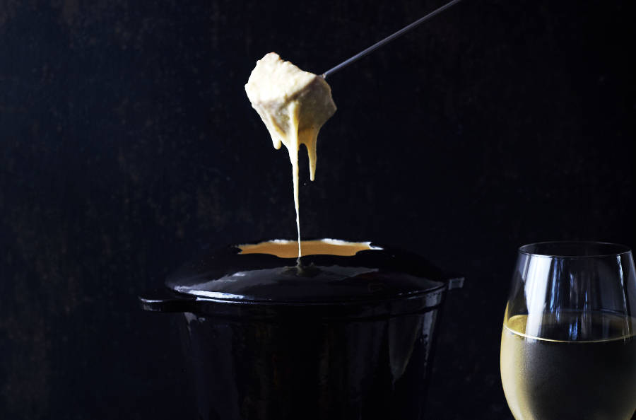 Winter Warmer Fondue at The President