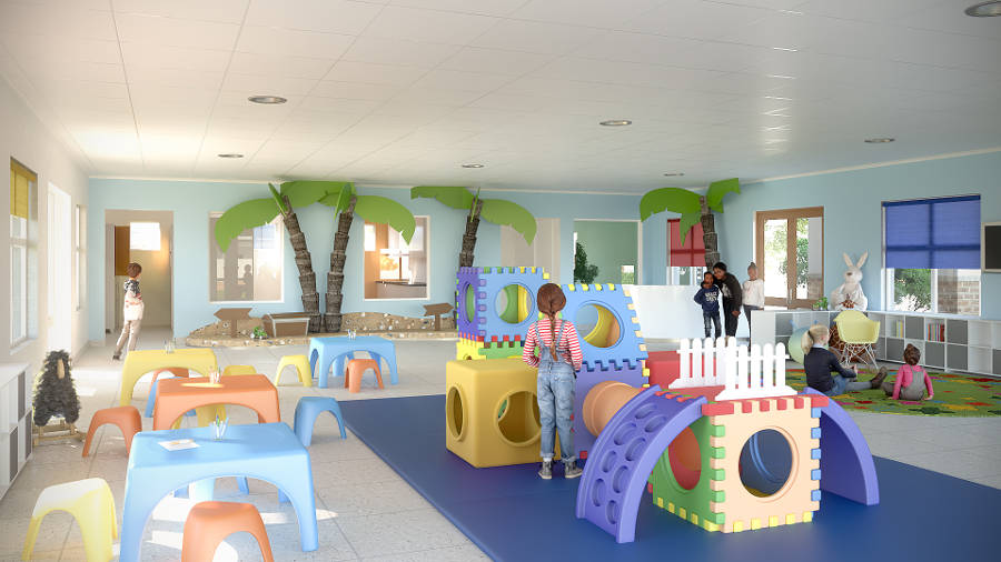 Inside the Daycare