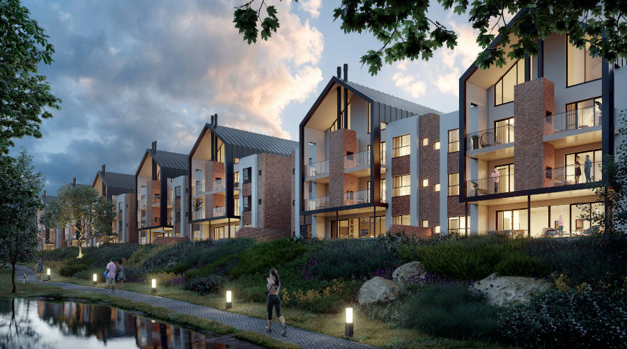 The first luxury residential development at Royal