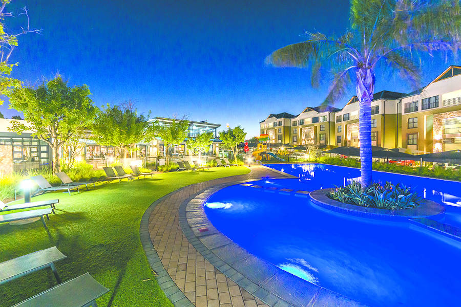 Suburb focus: Waterfall Estate