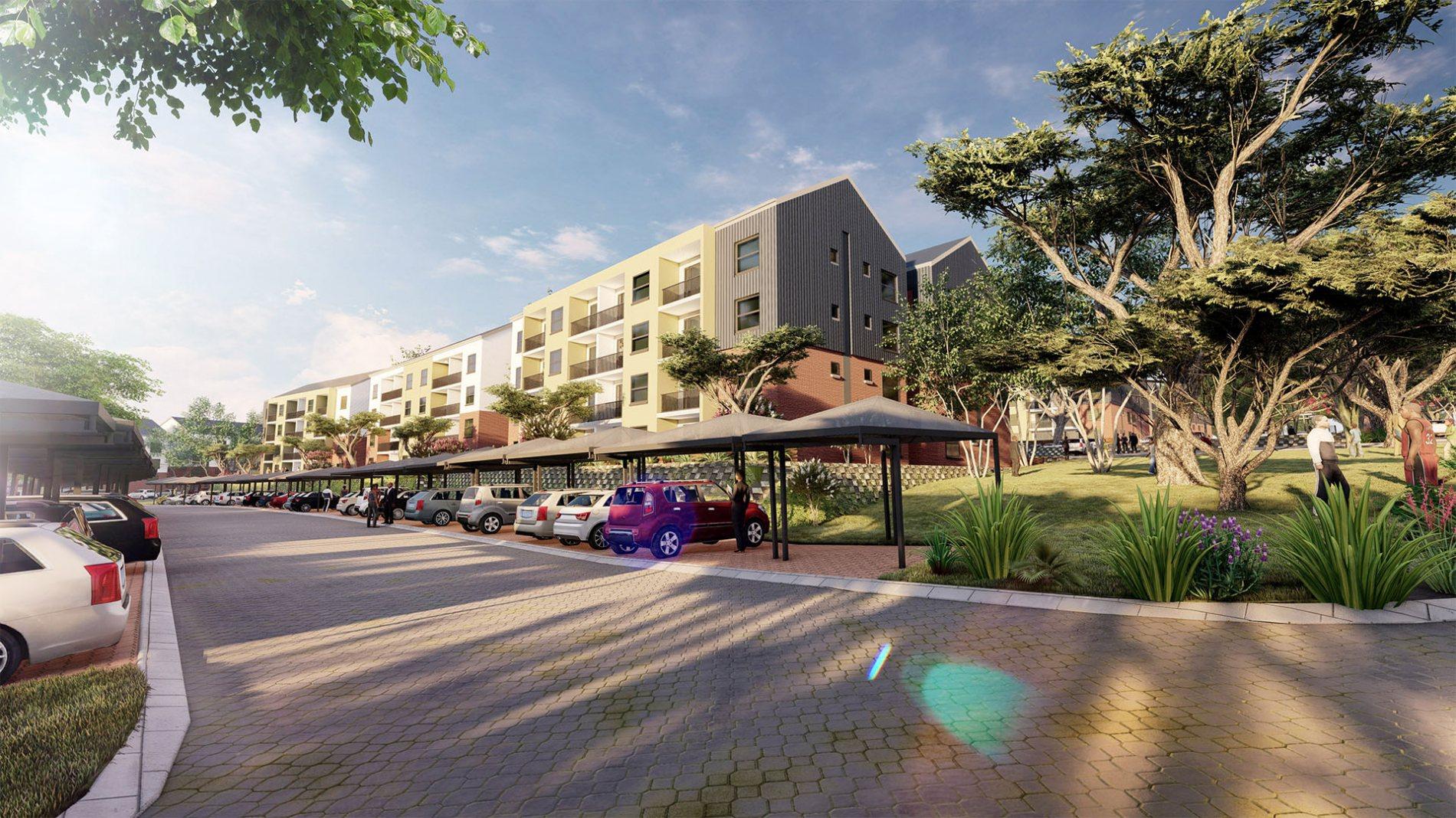 Balwin heeds housing call with Mega City