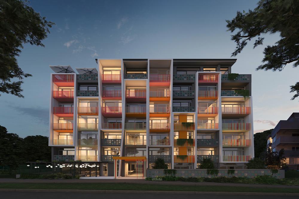 Blok launches new Sea Point development
