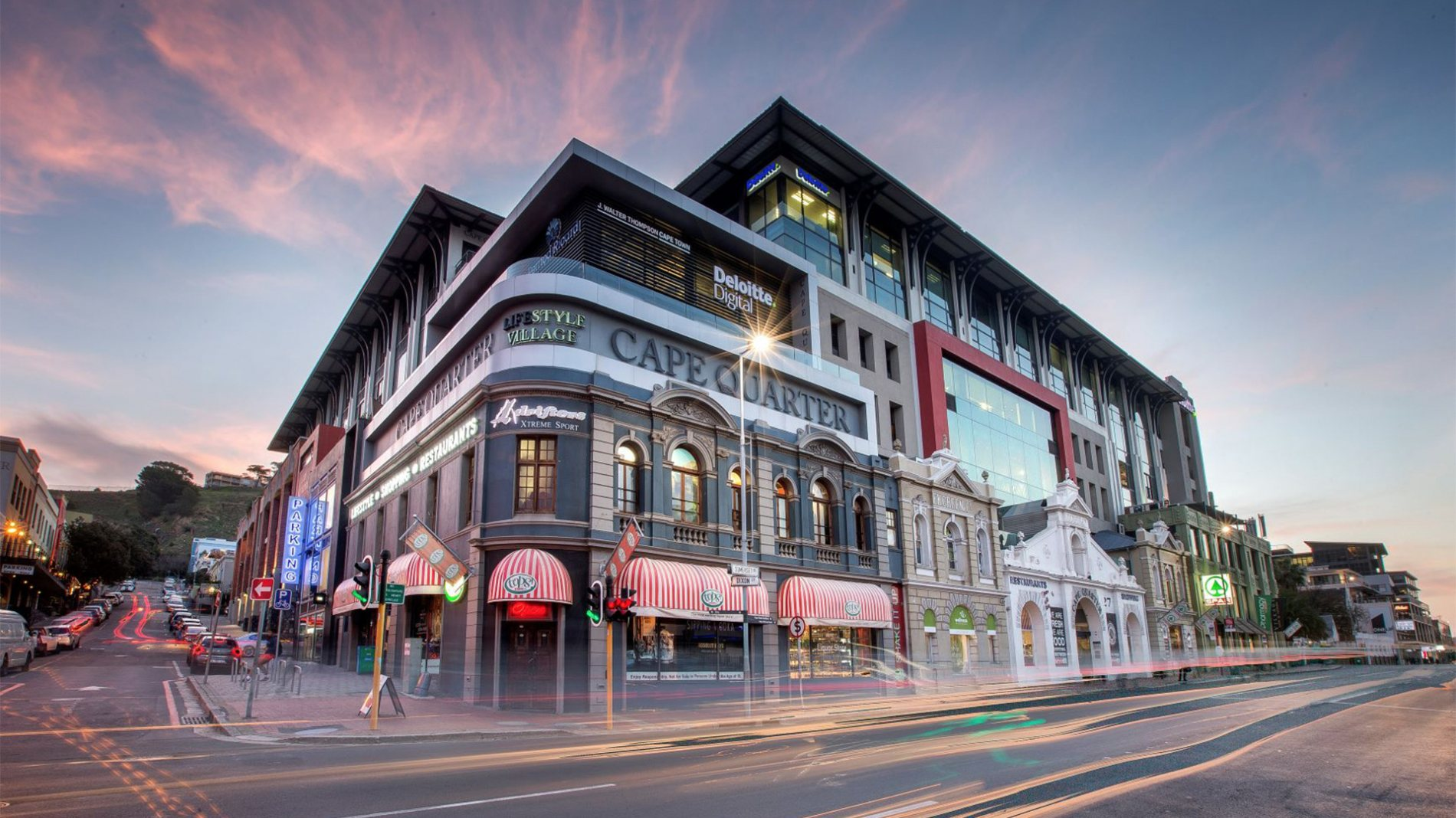 Cape Quarter gets live-and-work spaces