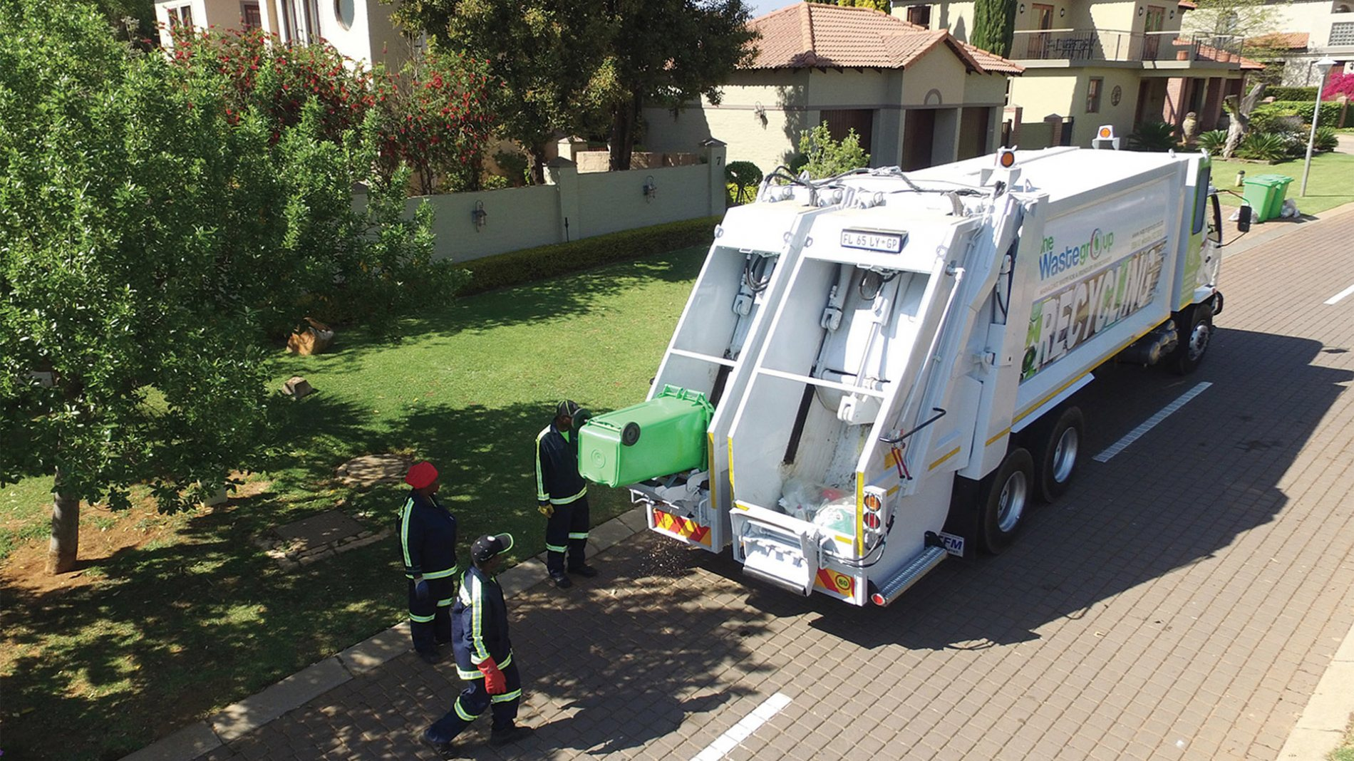 Check local service delivery before buying