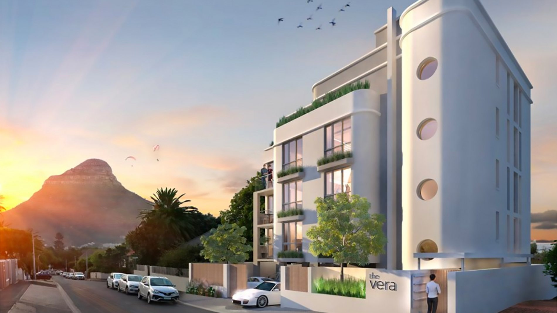 Developer announces redesigned apartments