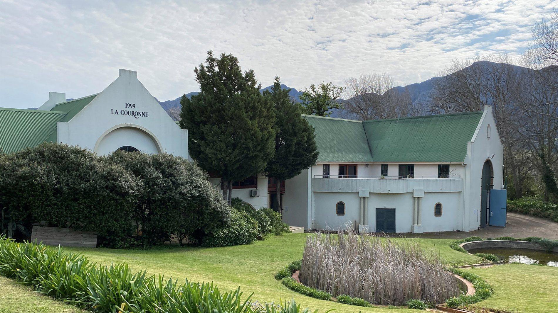 Franschhoek wine farm on auction through BidX1