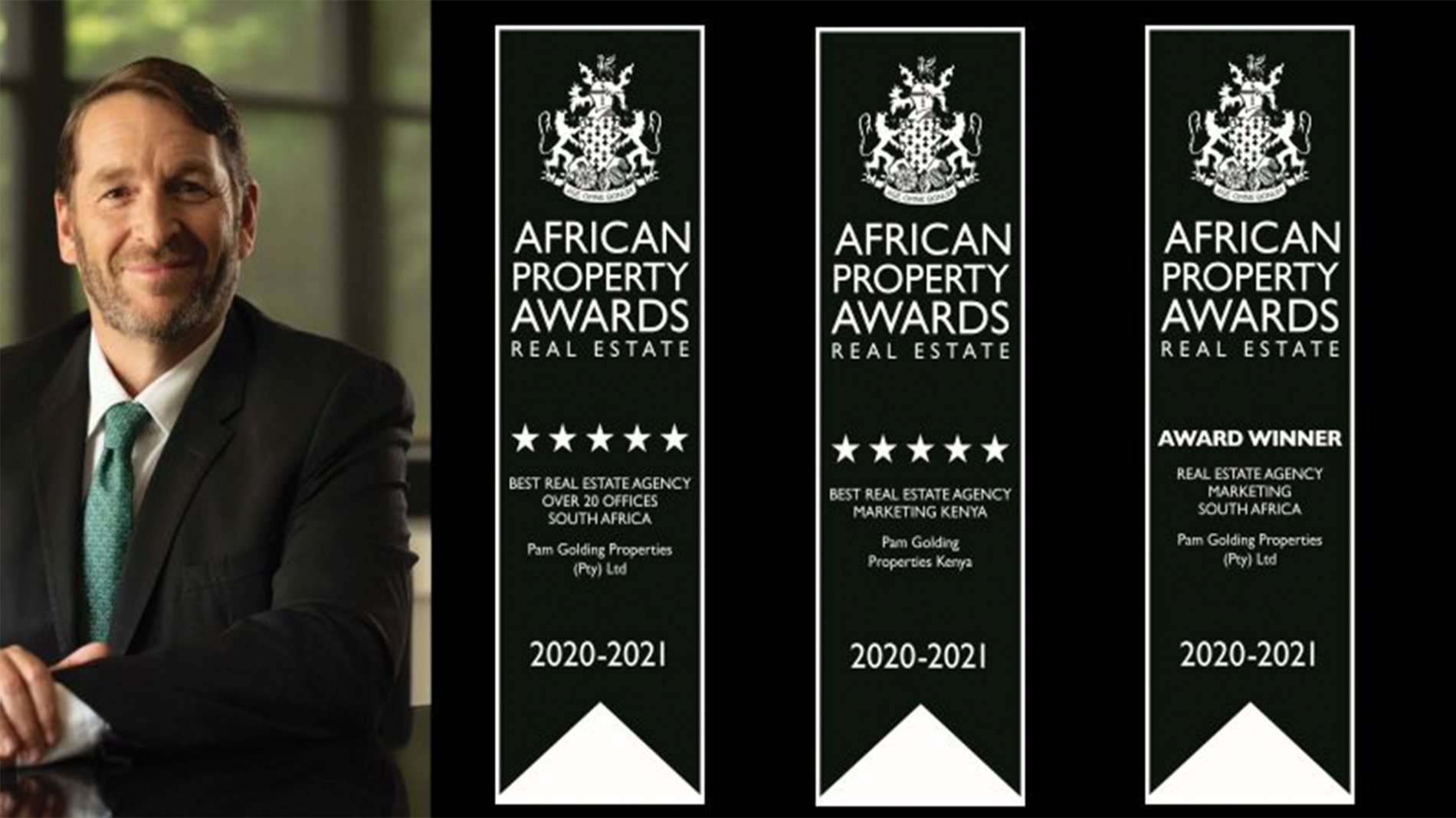 Pam Golding Properties wins global awards