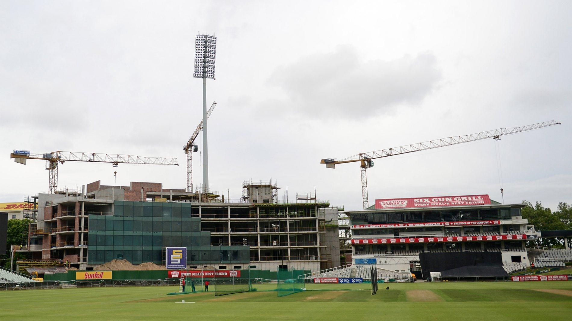 Precinct gives cricket ground new life