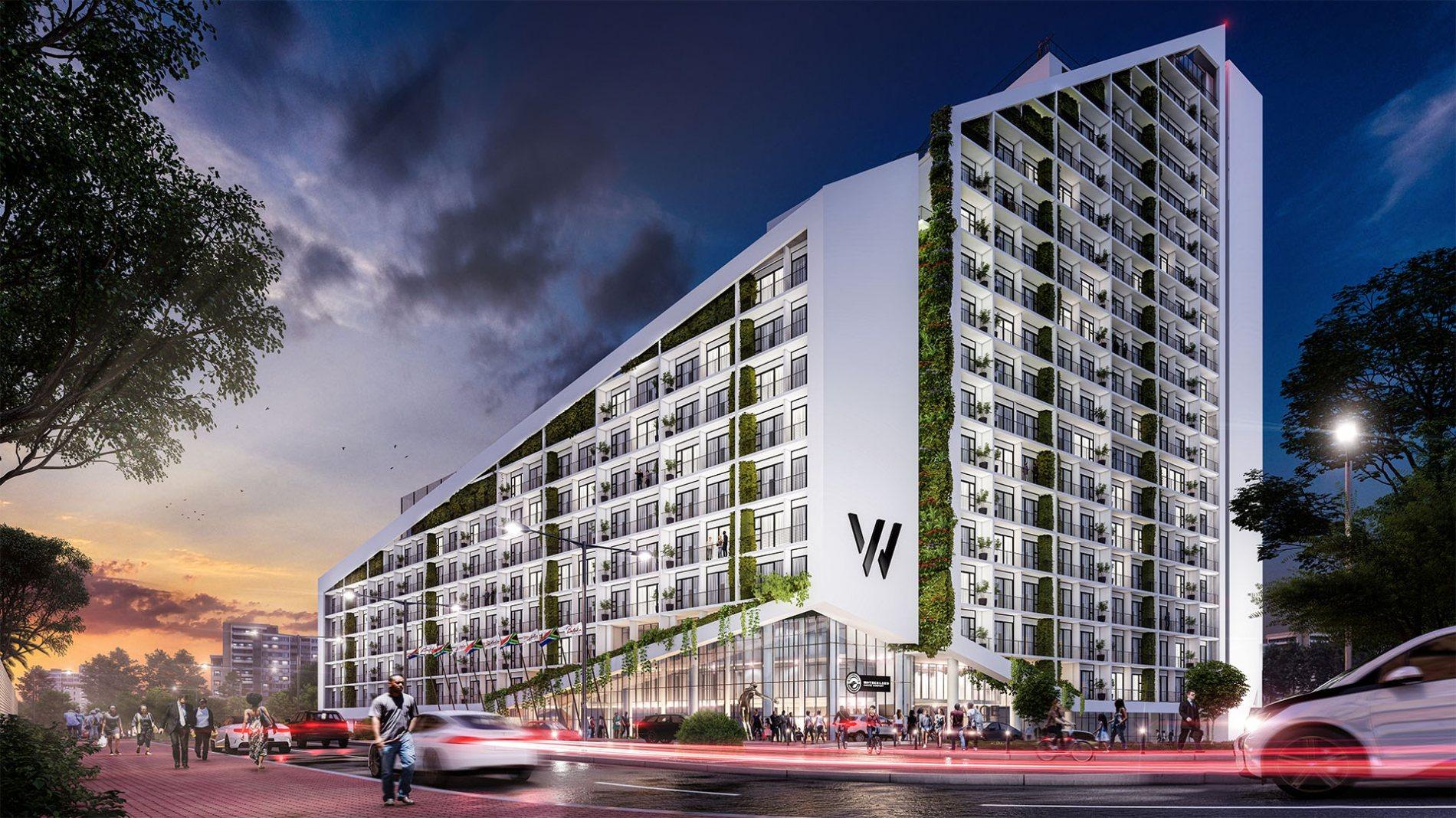Sandton development rakes in record sales