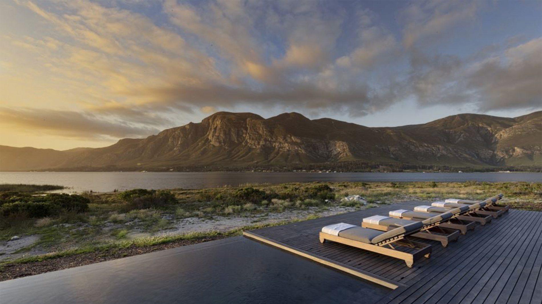 Whale Coast gets new luxury villa