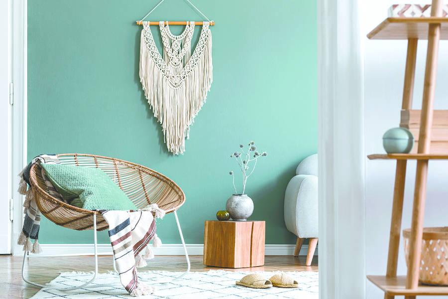 Homeowners: Decorating goes Boho