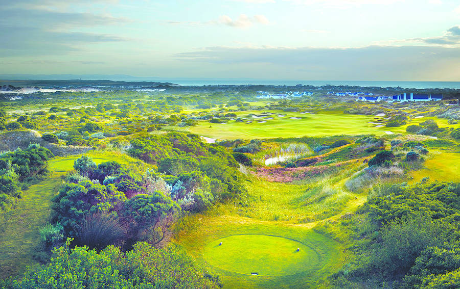Golf estate focus: Par for the course