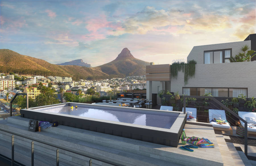 FOUR ON O: Invest in vibrant Sea Point