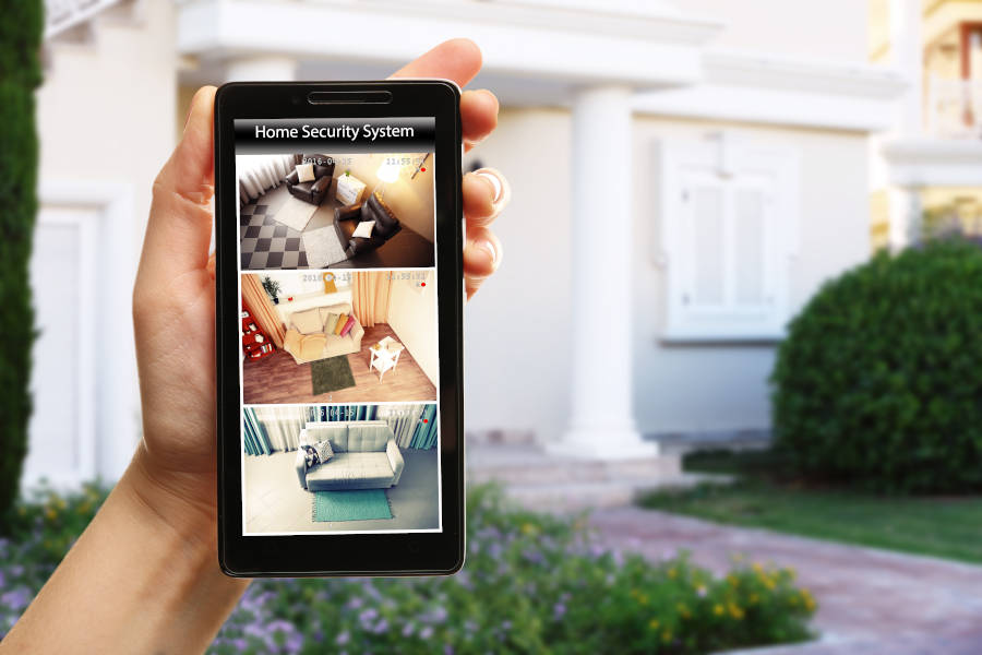 Homeowners: Security upgrade