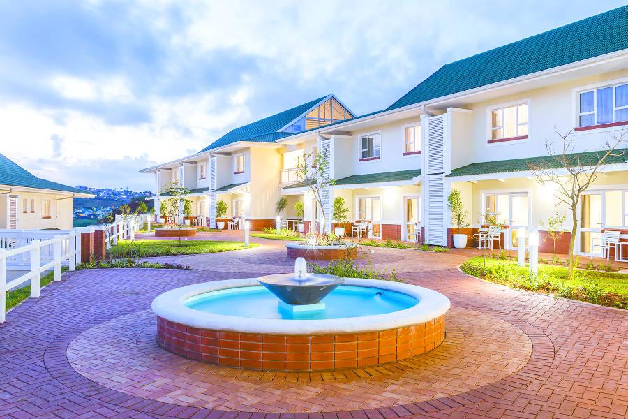 These retirement estates are corona ready