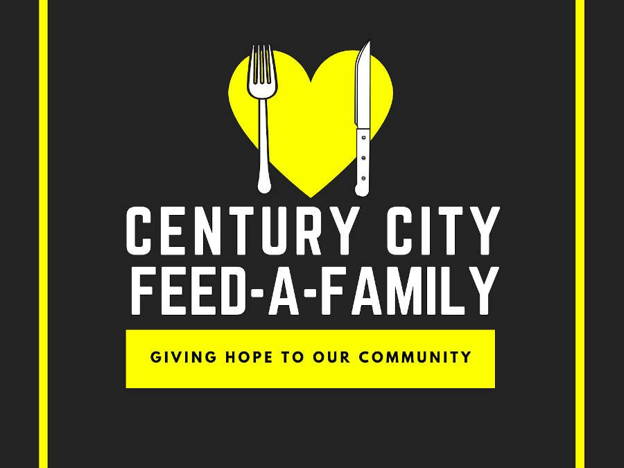 Century City Feed-A-Family Initiative